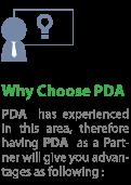 Why Chooce PDA